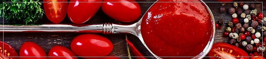 Tomatensaucen & Tomaten