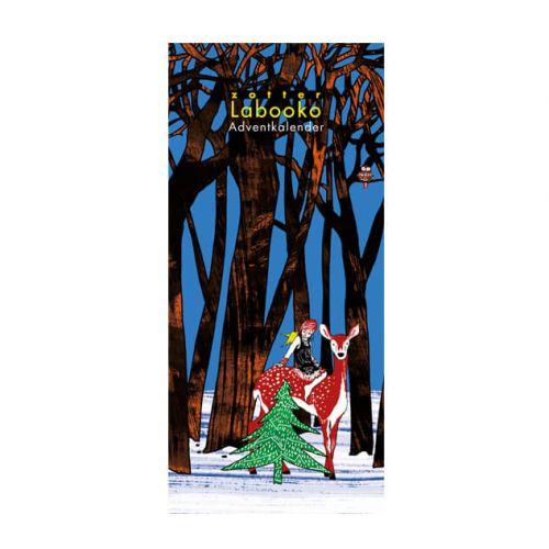 Labooko - Adventskalender, BIO, Zotter