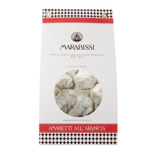 Amaretti morbidi all' Arancia von Pasticceria Marabissi