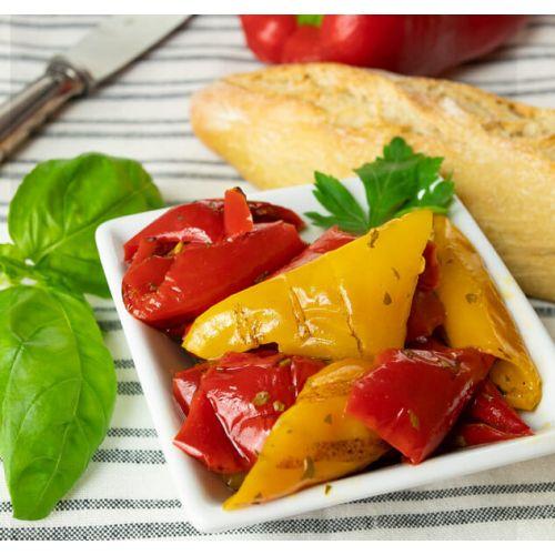 Aromatica geröstete Paprika