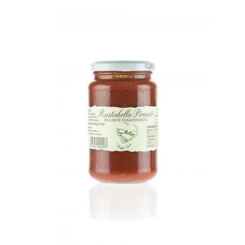 Tomatensauce Rustichella piccante von Belfiore