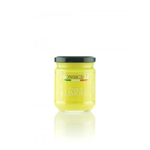 Zitronencreme aus Sizilien von Bon Sicilia