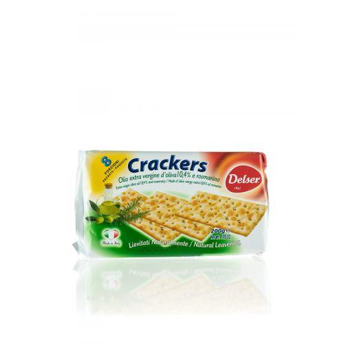 Delser Cracker mit Rosmarin