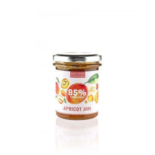 Aprikosenkonfitüre mit 85% Frucht