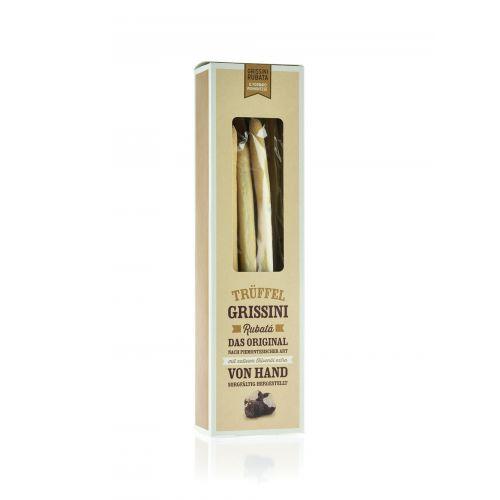 Piemontesische Grissini mit Trüffel