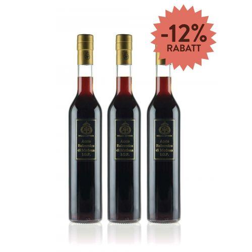 Vorteilspaket: 3 x Delizia Estense Aceto Balsamico N1 500ml