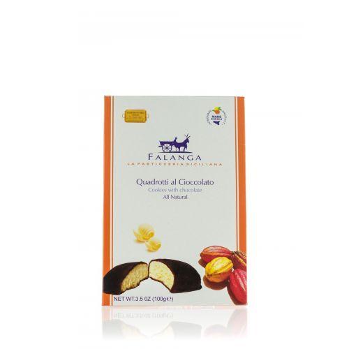 Sizilianisches Feingebäck mit Schokolade von Falanga