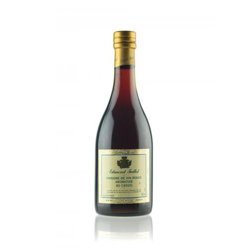 Fallot Rotweinessig mit Cassis