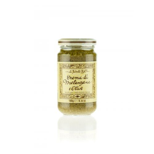 Auberginen-Olivencreme von Favorita
