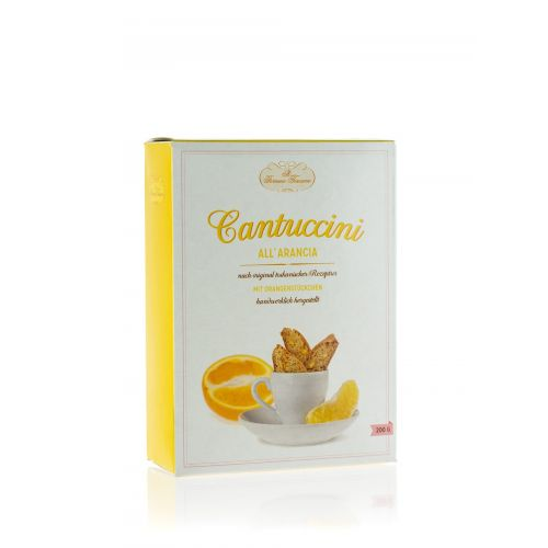 Cantuccini mit Orange
