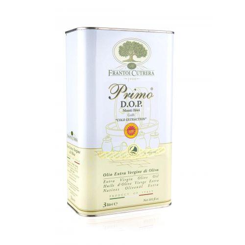 Primo, Monti Iblei, natives Olivenöl extra DOP von Frantoi Cutrera 3000 ml