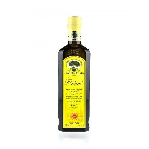 Primo, Monti Iblei, natives Olivenöl extra DOP von Frantoi Cutrera 500ml