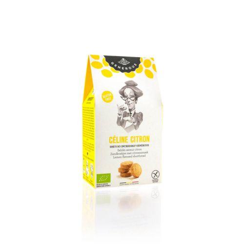 Generous - Celine Citroen Butter Shortbread 250g
