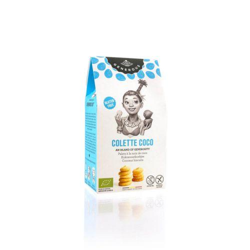 Generous - Colette Coco - Kokosnuss Kekse 120 g