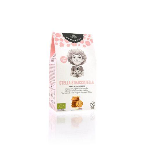 Generous - Stella Stracciatella  - Kekse mit Schokosplittern 120 g