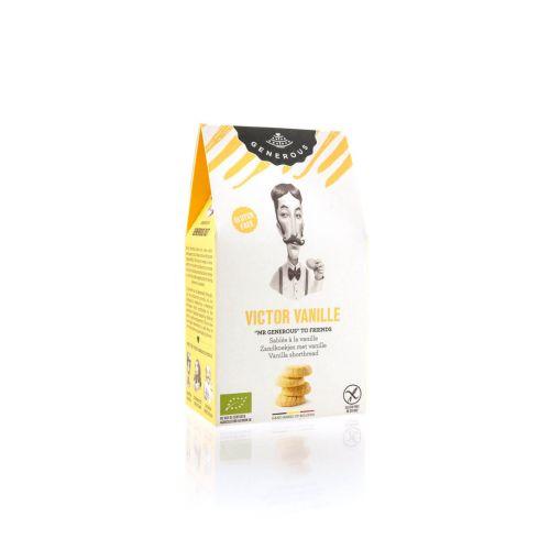 Generous - Victor Vanille - Vanilla Shortbread 120 g