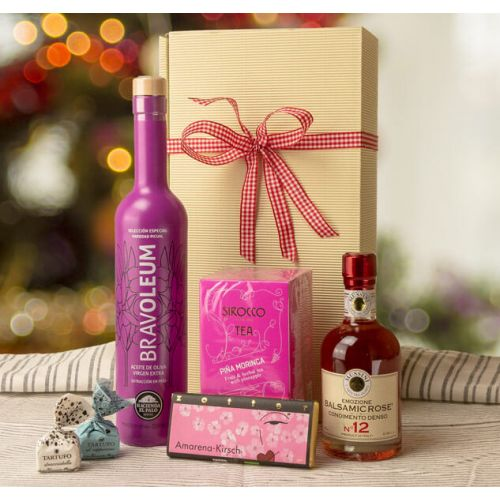 Geschenkset: Pink Lady
