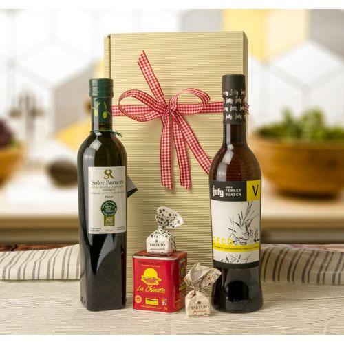 Geschenkset: Spanien