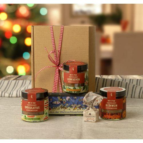 Geschenkset: Weihnachtswerkstatt