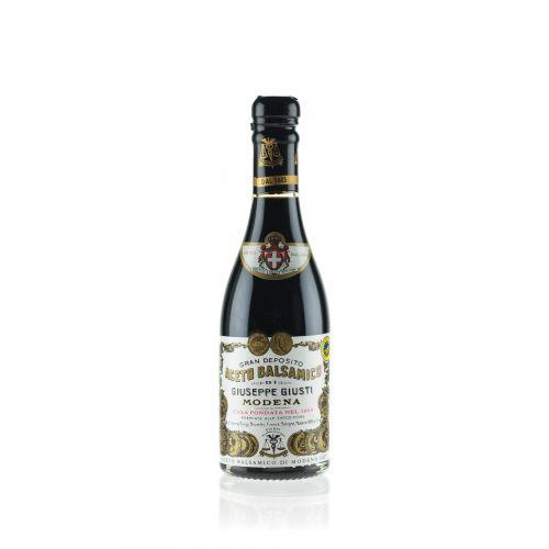 """Giusti Aceto Balsamico """"Il Classico"""" runde Flasche"""
