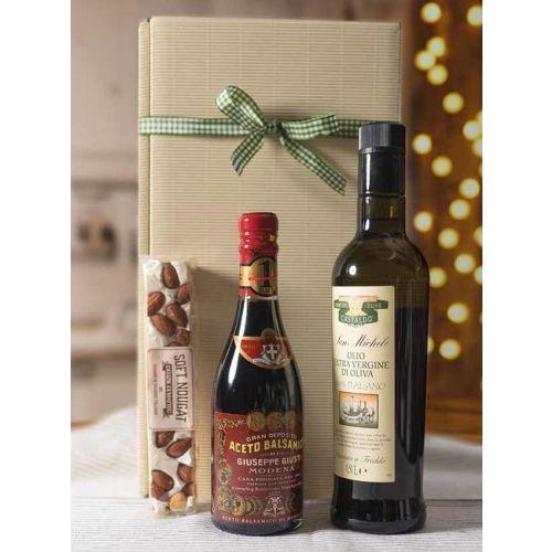 Geschenkpaket Essig & Öl