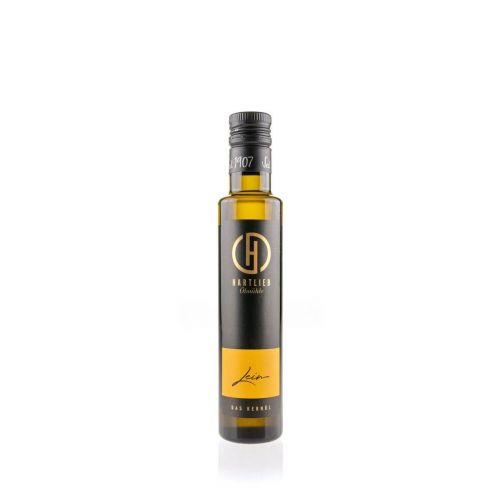 Bio Leinöl von Hartlieb 250 ml