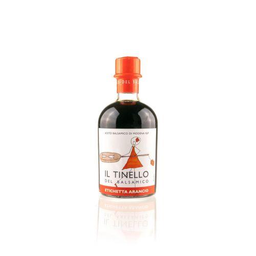 Il Tinello Etichetta Arancio von Il Borgo del Balsamico 250 ml