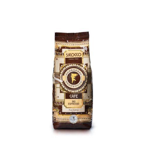 Espresso Fair Trade von Sirocco, 100% Arabica, Bohnen, 500g