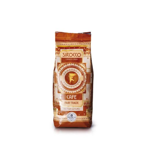 Sirocco Cafe Fair Trade und bio