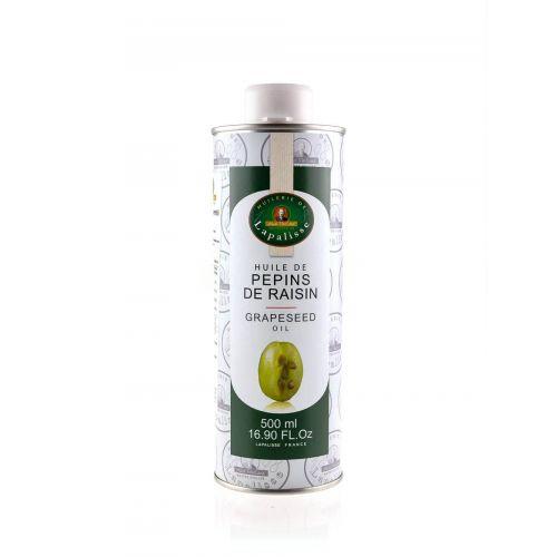 Traubenkernöl aus Frankreich, Lapalisse, 500 ml