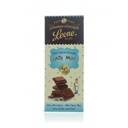 Schokolade mit 44% Kakao von Leone