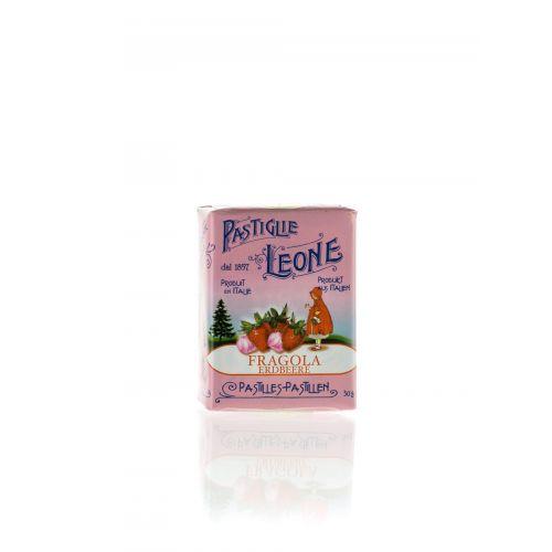Pastillen mit Erdbeere von Pastiglie Leone