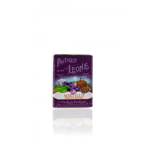 Pastillen mit Heidelbeere von Pastiglie Leone
