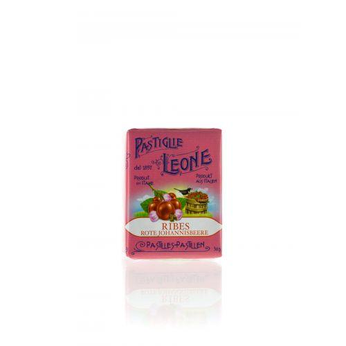 Pastillen mit roter Johannisbeere von Pastiglie Leone