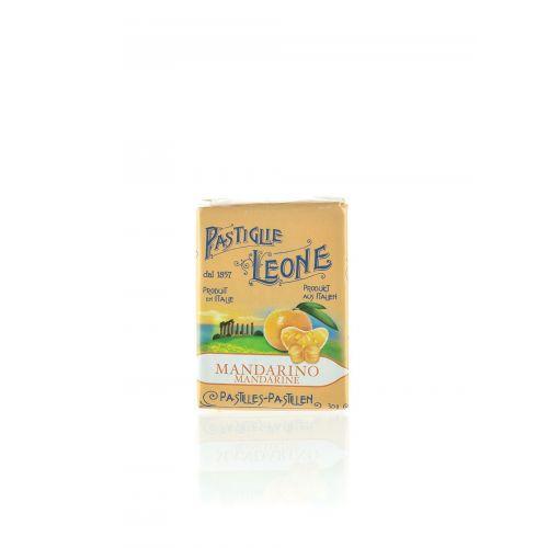 Pastillen mit Mandarine von Pastiglie Leone