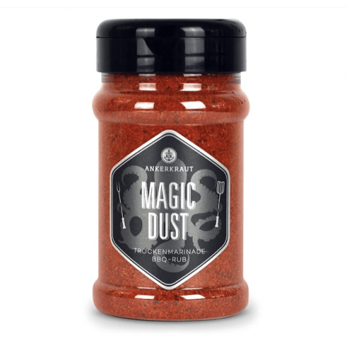 Ankerkraut - Magic Dust, BBQ Rub, Streuer, 230g