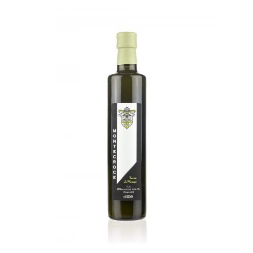 Frantoio Montecroce, Terre di Mezzo, natives Olivenöl extra, Gardasee 500ml