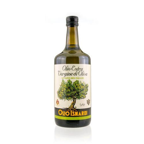 Albero natives Olivenöl extra 100% italiano Olio Isnardi 1 Liter