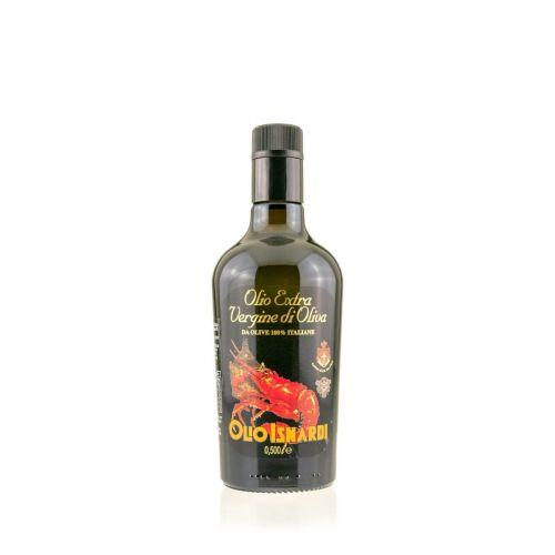 "Olio Isnardi ""Aragosta"" 500 ml naturtrübes Olivenöl extra"