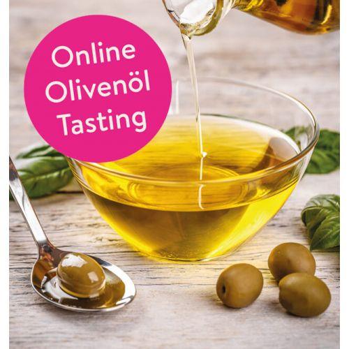 Olivenöl Tasting Seminar