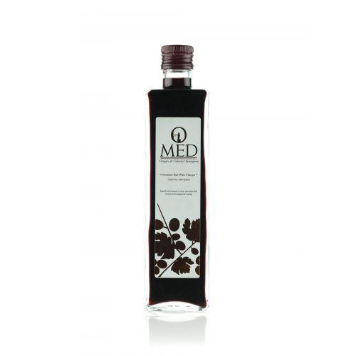 O-MED Rotweinessig aus Cabernet Saucignon 500ml