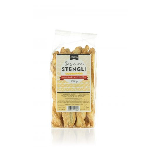 Original Schweizer Sesam Stengli