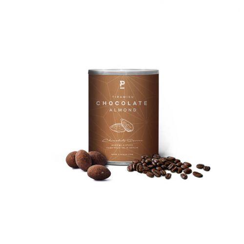 P-Stash Mandel mit Schokolade und Tiramisu