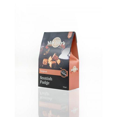Fudge mit belgischer Schokolade von Mrs. Tilly´s