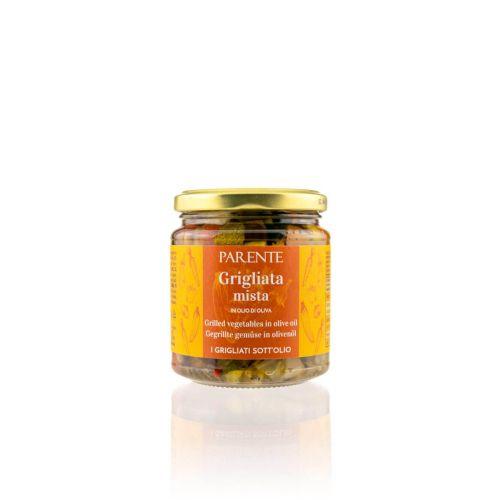 Parente - Gegrilltes Gemüse - Antipasti 280 g