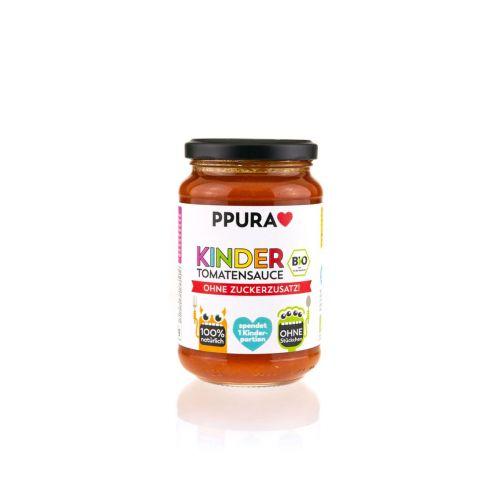PPura Kinder-Tomatensauce