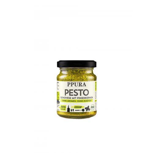Pesto Genovese BIO von PPURA, 120g