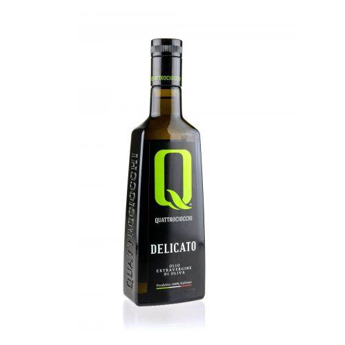 Delicato von Americo Quattrociocchi, natives Olivenöl extra, 500 ml