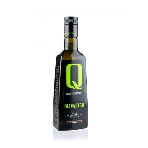 Olivastro von Americo Quattrochiocchi, natives Olivenöl extra, 500 ml