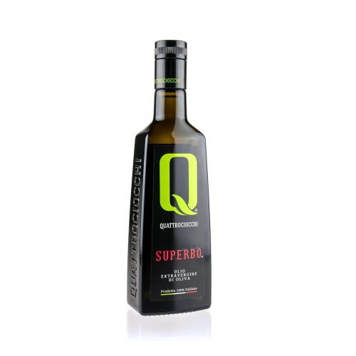 Suberbo von Americo Quattrochiocchi, natives Olivenöl extra, 500 ml